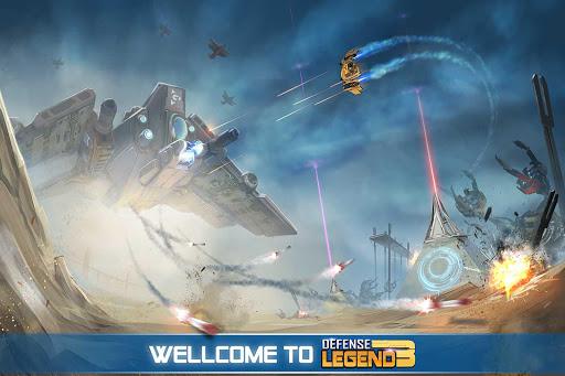 Defense Legend 3: Future War apkmr screenshots 9