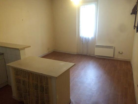 Location appartement 2 pièces 39,39 m2
