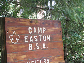 Photo: Welcome to camp!