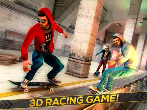 Amazing Skateboarding Game! 1.6.0 screenshots 4