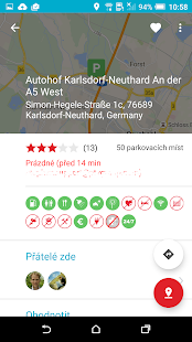 Truck Parking Europe - náhled