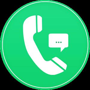 Hidden phone number app