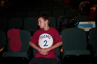 Photo: Andrew as Thing 2