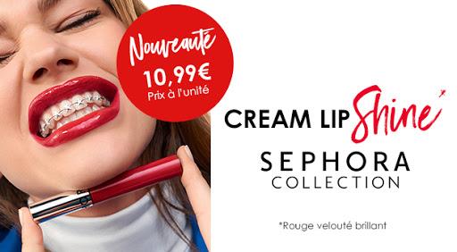Cream Lip Shine