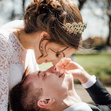 Bröllopsfotograf Vitaliy Kozin (kozinov). Foto av 16.12.2018