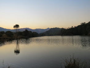 Photo: Swaziland sunset