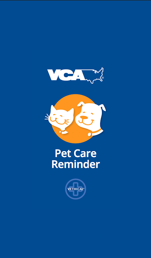 Vethical Pet Care Reminder- screenshot