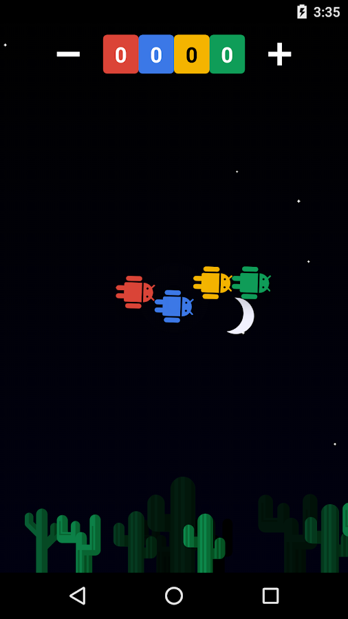 Marshmallow Game- screenshot