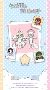 Pastel Friends : Dress Up Game 1.2.6 (Free Shopping)