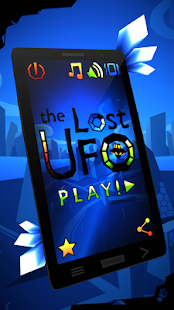 Lost UFO- screenshot thumbnail