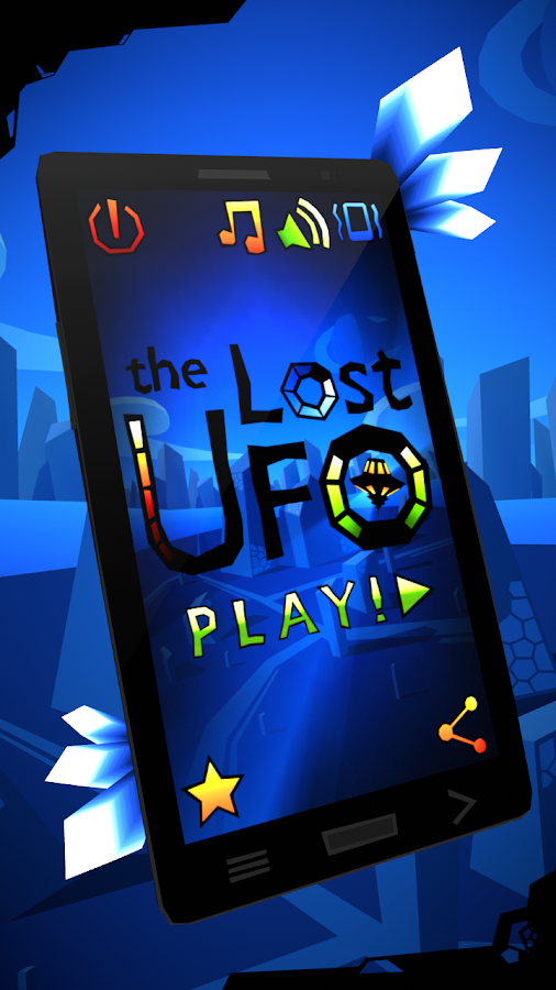 Lost UFO- screenshot