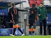 Inquiétudes pour le Club? Noa Lang blessé avec les Jong Oranje