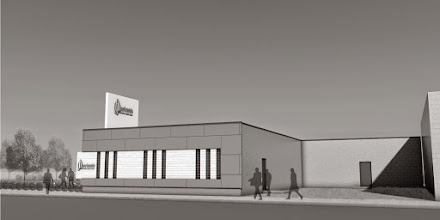 Photo: Proposed rendering