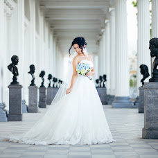 Wedding photographer Slava Blinov (Slavablinoff). Photo of 20.10.2015