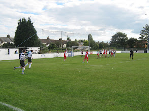 Photo: 28/08/10 v Hythe Town (FA Cup Preliminary Round) 2-4 - contributed by Justin Holmes