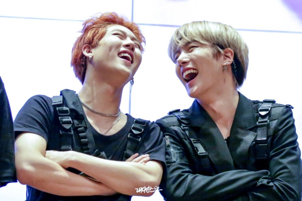 monsta x joohoney minhyuk