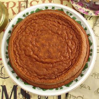 Fennel Honey Cake.