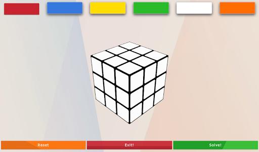 3D-Cube Solver 1.0.2 screenshots 17