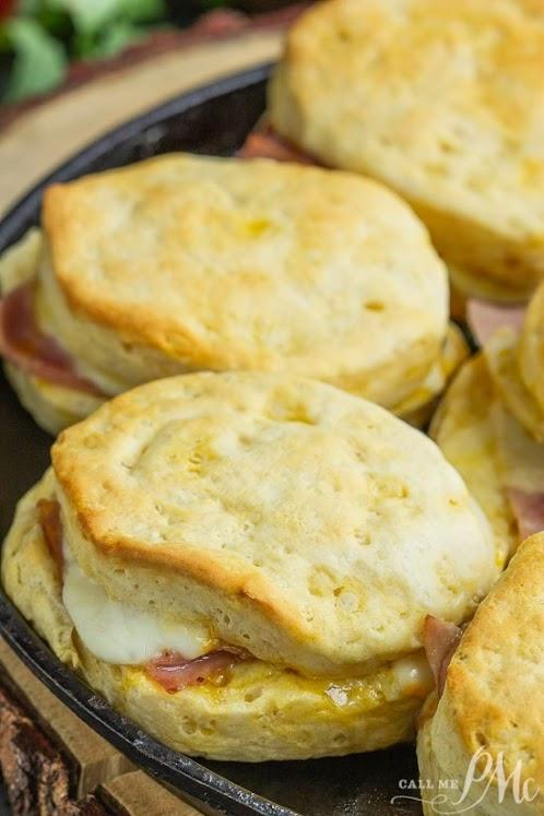 Grands Ham Biscuit Sliders