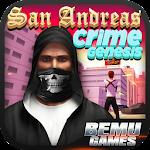 San Andreas: Crime Genesis 1.0 Apk