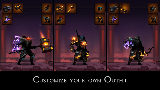 Stickman Master: League Of Shadow - Ninja Legends 1.4.7 screenshots 7