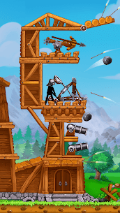The Catapult 2 2.0.8 Apk  MOD (Unlimited Coins) для Android 1