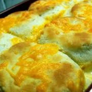 Creamed Chicken & Biscuits