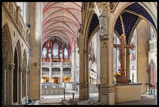 Photo: St.-Marien-Kirche in Barth