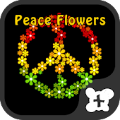 Cute wallpaper-Peace Flowers-
