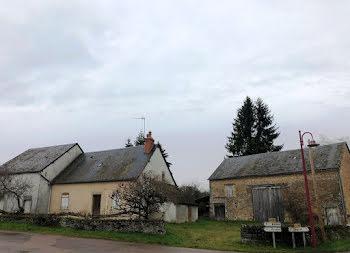 maison à Saxi-Bourdon (58)