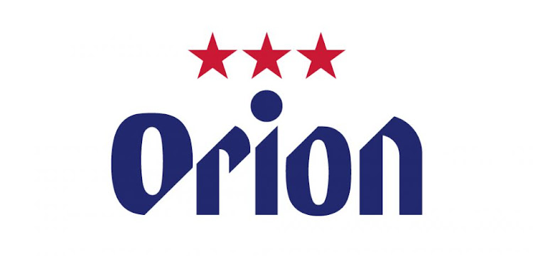 Logo of Orion Lager