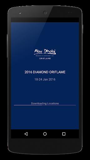 Oriflame Abu Dhabi 2016
