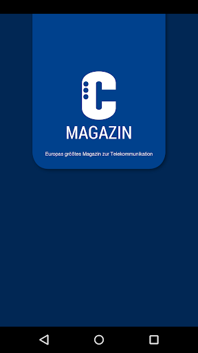 connect Magazin screenshot 1