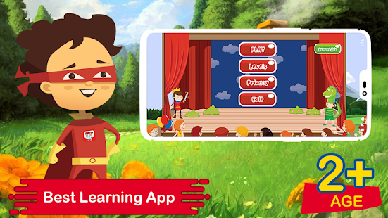 Learn ABC Game – Alphabet Tracing & Phonics for PC-Windows 7,8,10 and Mac apk screenshot 1