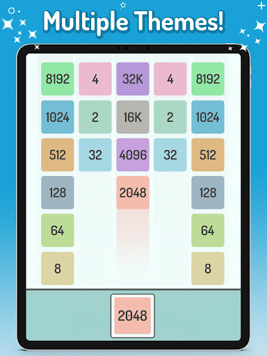 X2 Blocks - Merge Puzzle 2048 apkslow screenshots 15