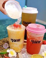泱茶YUMTEA赤崁店
