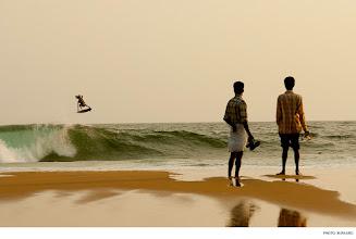 Photo: Craig Anderson, India. Photo: Burkard