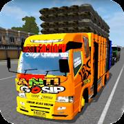 Koleksi Mod BUSSID MOD Truck Canter