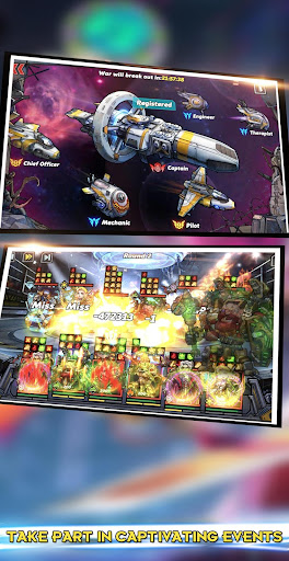 Clone Evolution: Cyber War-Borderlands Fantasy 1.4.9 screenshots 10