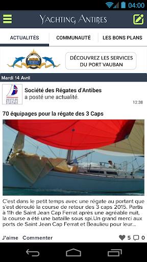Yachting Antibes