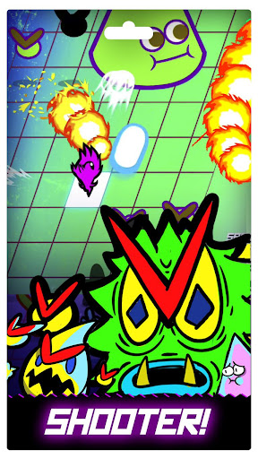 Télécharger Floyd's Sticker Squad - Time Travel Shooter APK MOD (Astuce) screenshots 1