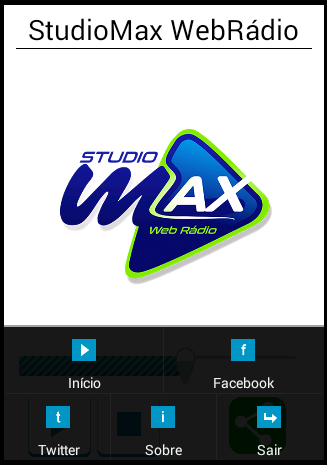 StudioMax Rádio- screenshot