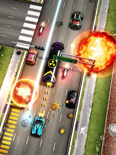 Chaos Road: Combat Racing 1.4.2 screenshots 6
