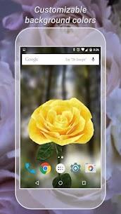 3D Rose Live Wallpaper 5.2 Android Mod + APK + Data 3