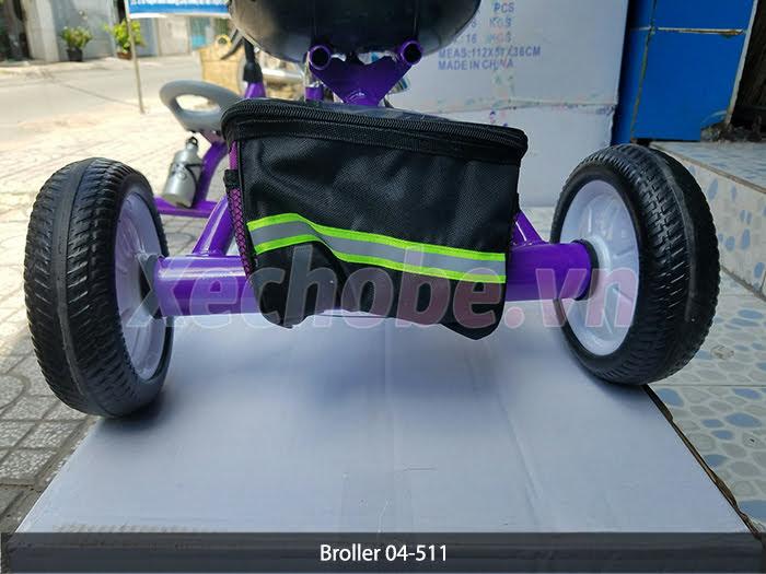 túi đựng đồ xe đạp 3 bánh trẻ em