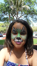 Photo: Fun Face Painting for kids for Park Celebrations by Paola Gallardo  from http://www.BestPartyPlanner.net