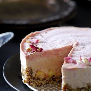 Strawberry Peach Cheesecake Recipes