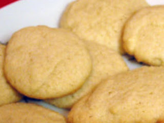 Eggnog Sugar Cookies Recipe