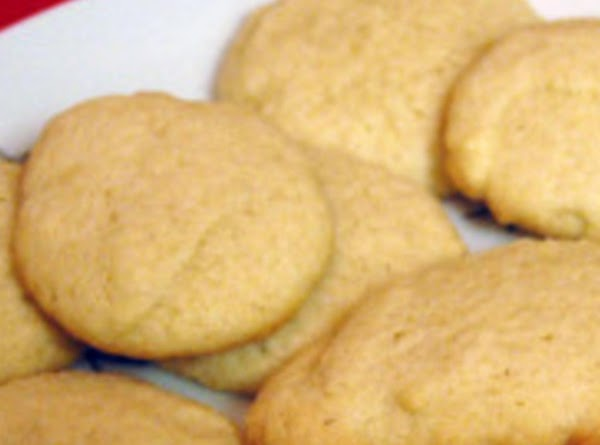 Eggnog Sugar Cookies Recipe