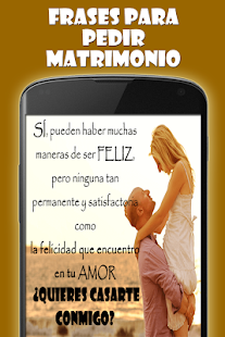 Frases Para Pedir Matrimonio Apps On Google Play